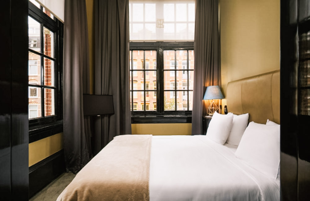 Amsterdam boutique hotels The College Hotel
