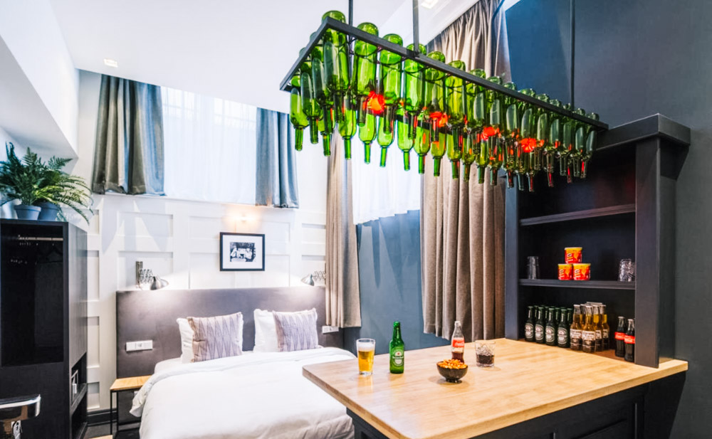 Amsterdam boutique hotels The highland house