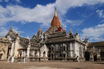 Ananda tempel Bagan