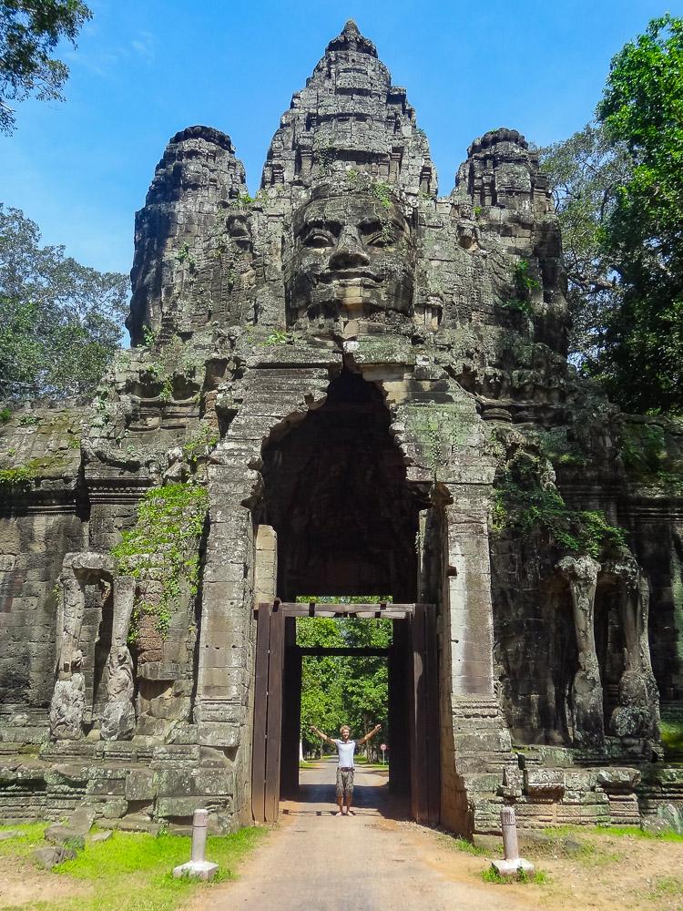 Angkor Wat tempels