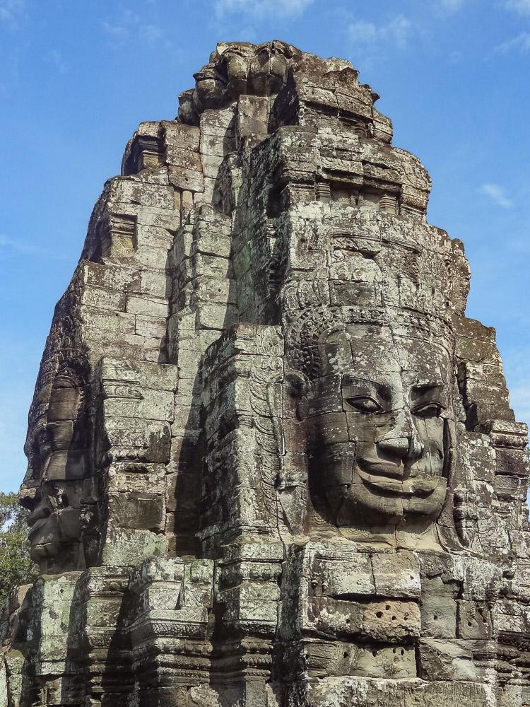 Angkor wat in Cambodja bezoeken