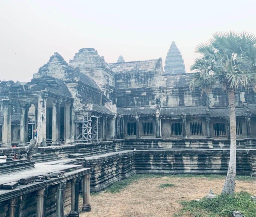 Angkor wat tempels siem reap