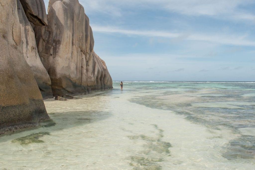 Anse Source d'Argent mooiste stranden seychellen