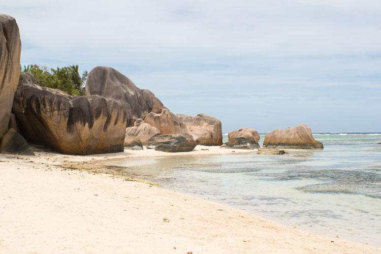 Anse Source d'Argent stranden