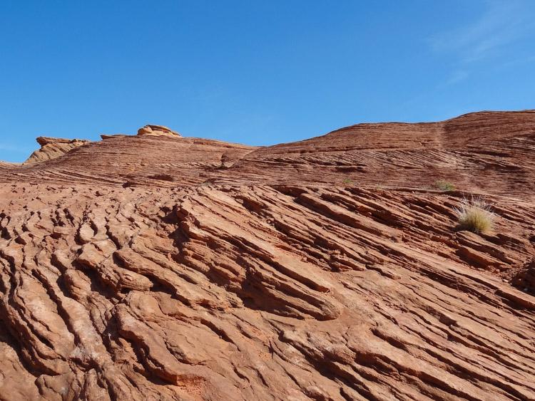 Antelope Canyon tour entree