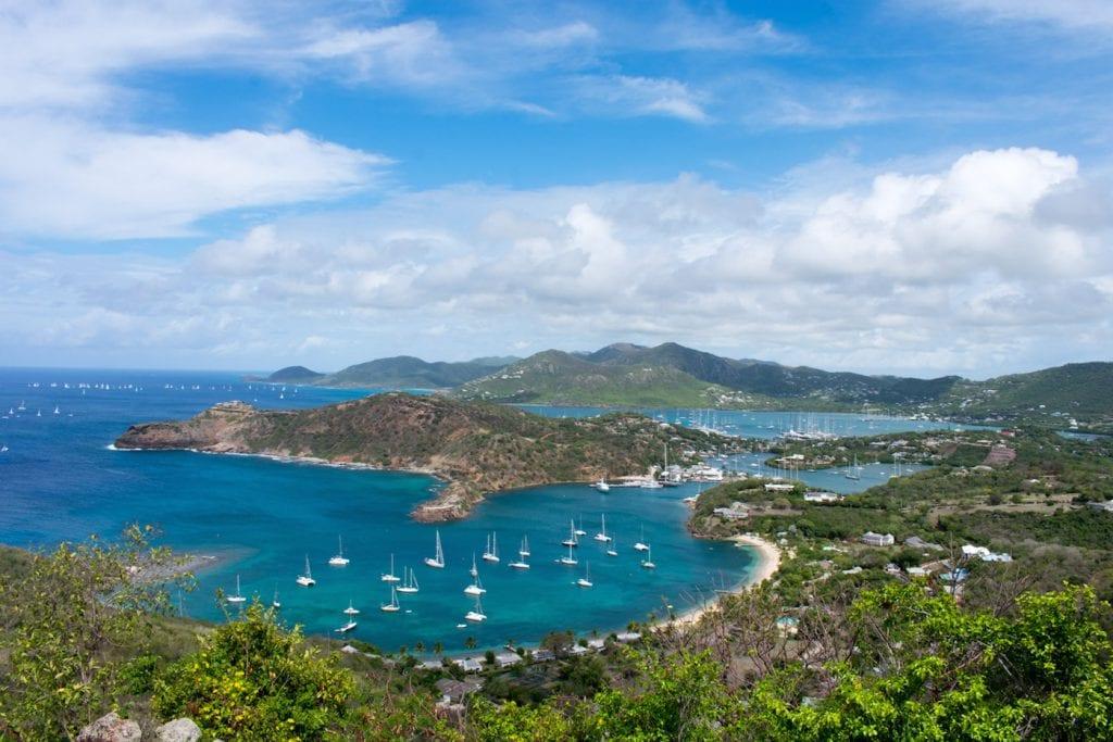 Antigua Sailing Week antigua barbuda 2