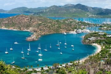 Antigua Sailing Week in antigua barbuda