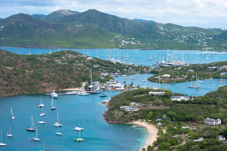Antigua Sailing Week_