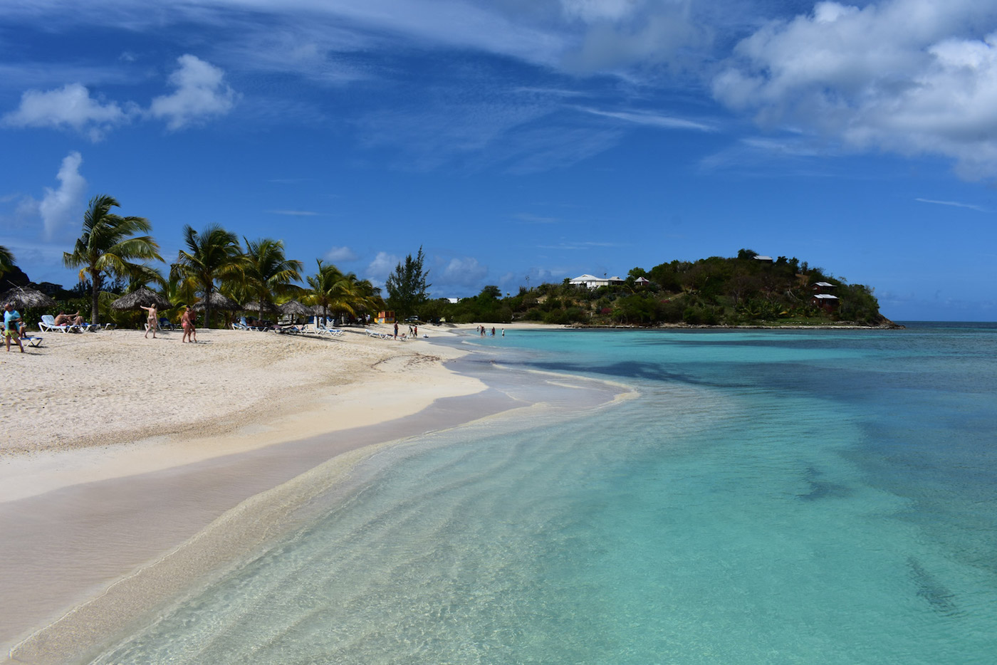 Antigua en barbuda beaches