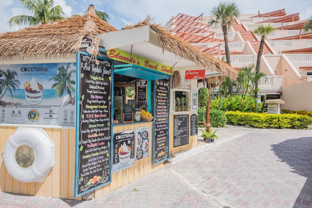 Aruba eduardo's beach shack-2