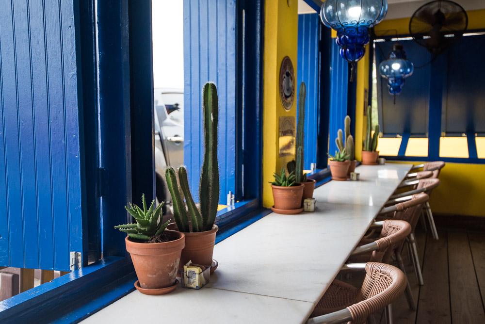 Aruba restaurants Huchada Bakery