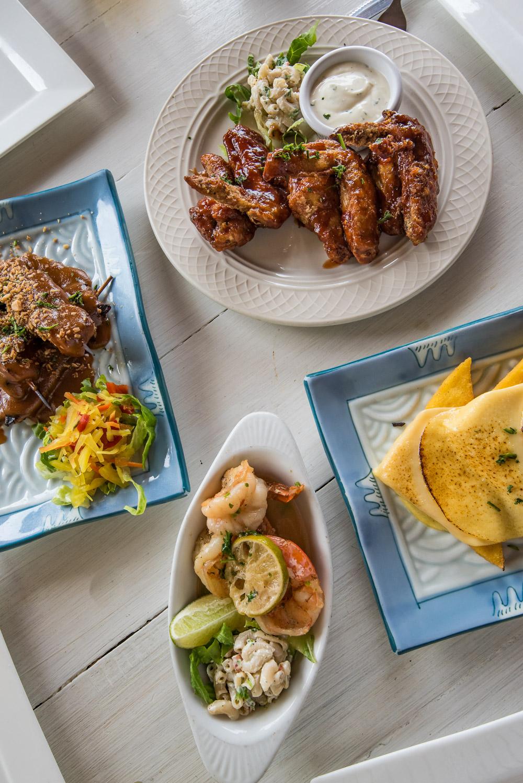 Aruba restaurants The West Deck-2