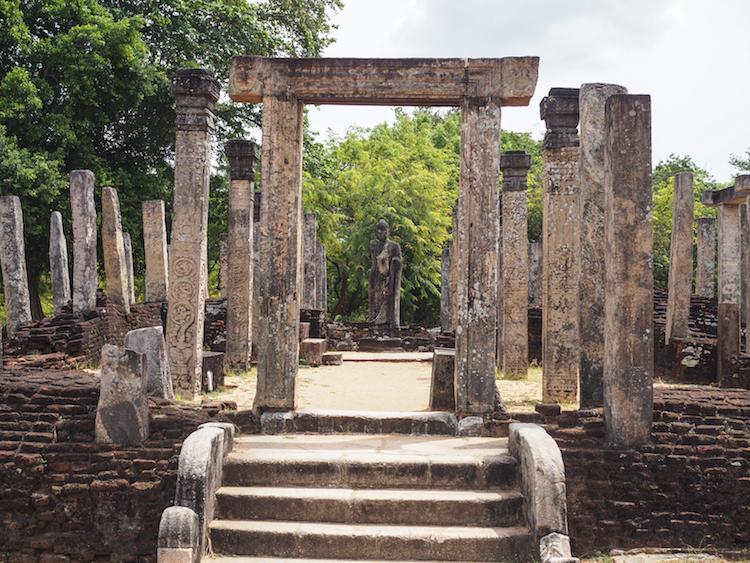 Atadage-Polonnaruwa Sri Lanka