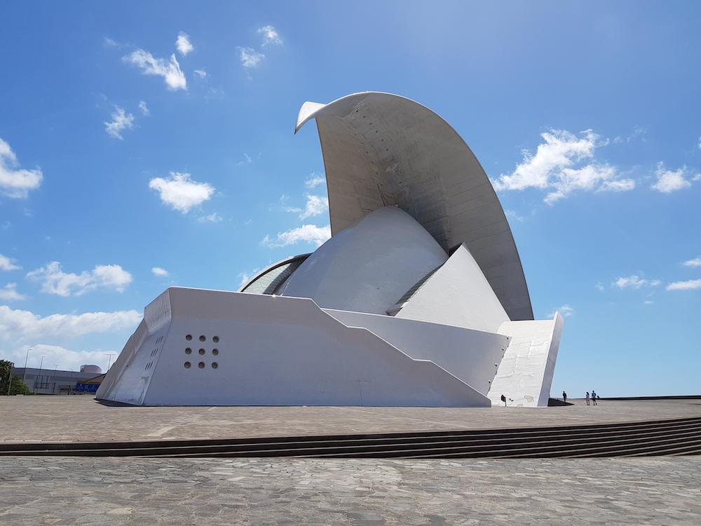 Auditorio de Tenerife bezienswaardigheden