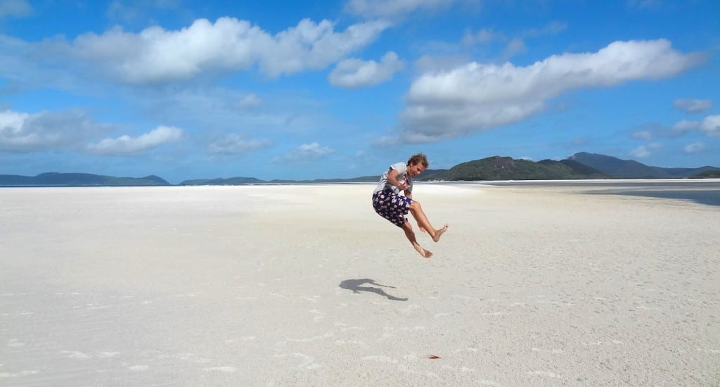 Australie maand in Augustus