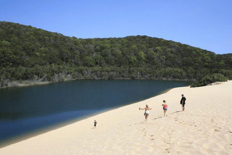 Australie oostkust fraser island