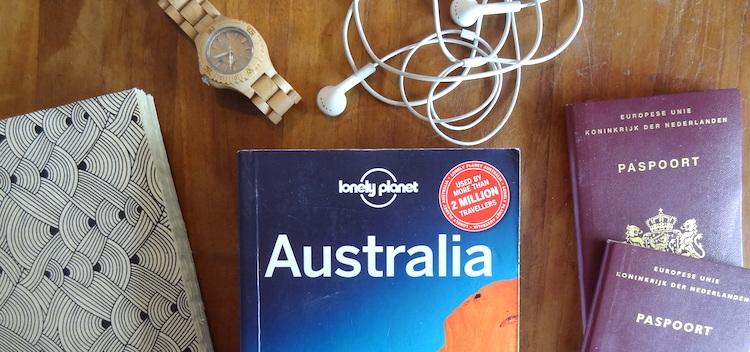 Australie visum aanvragen
