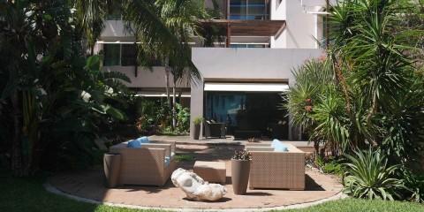 Avila hotel aan de kust van Curacao