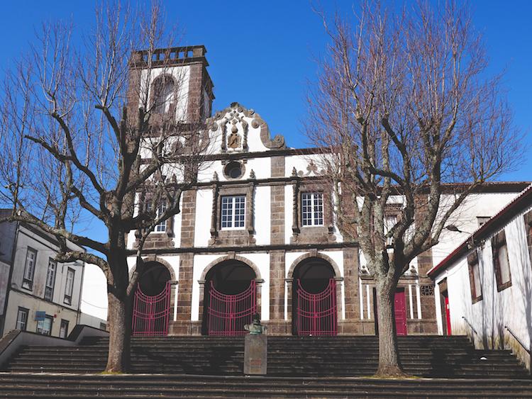 Azoren-Ponta-delgada-portugal-kerken