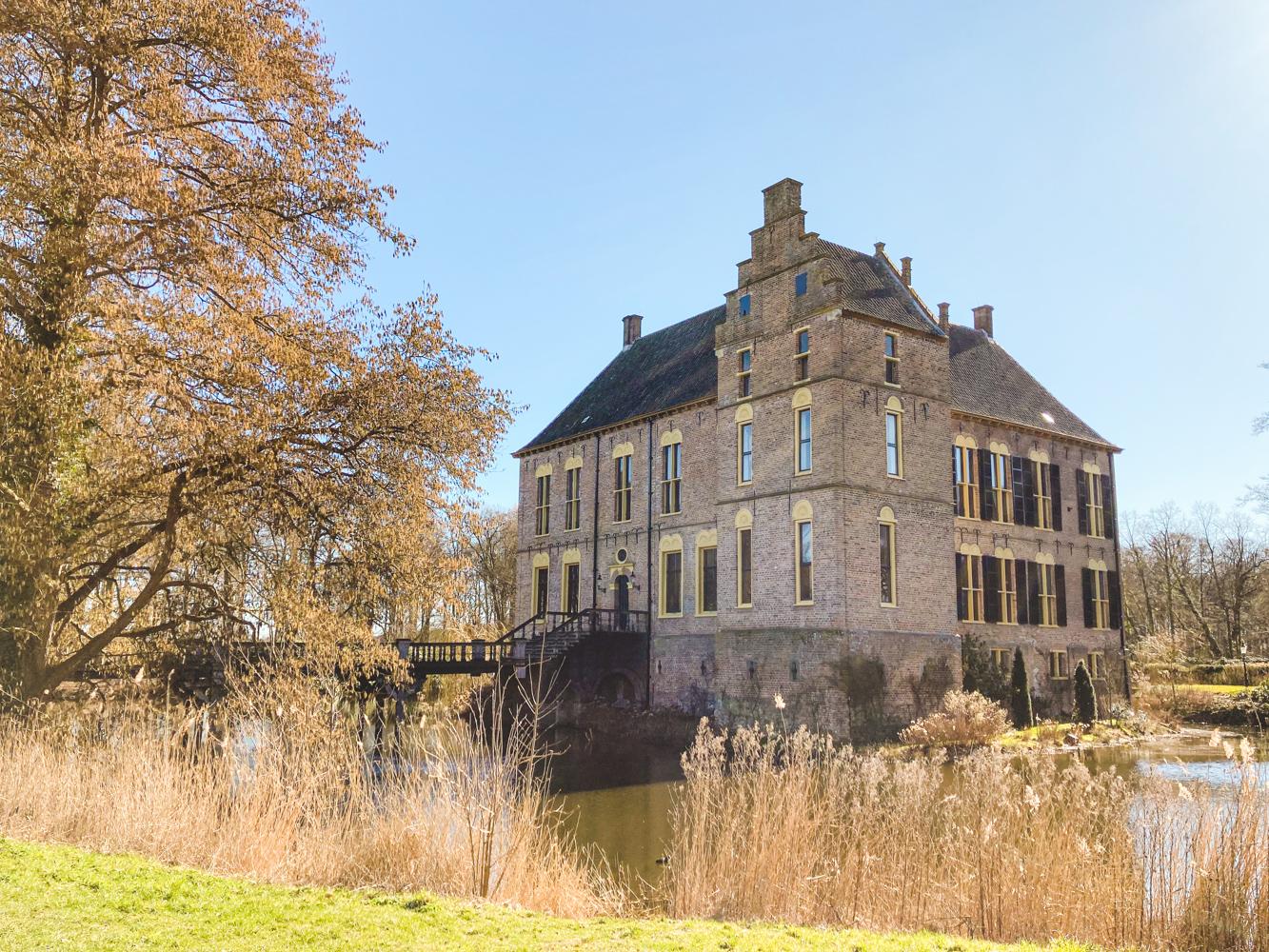 B&B Gelderland kasteel Vorden