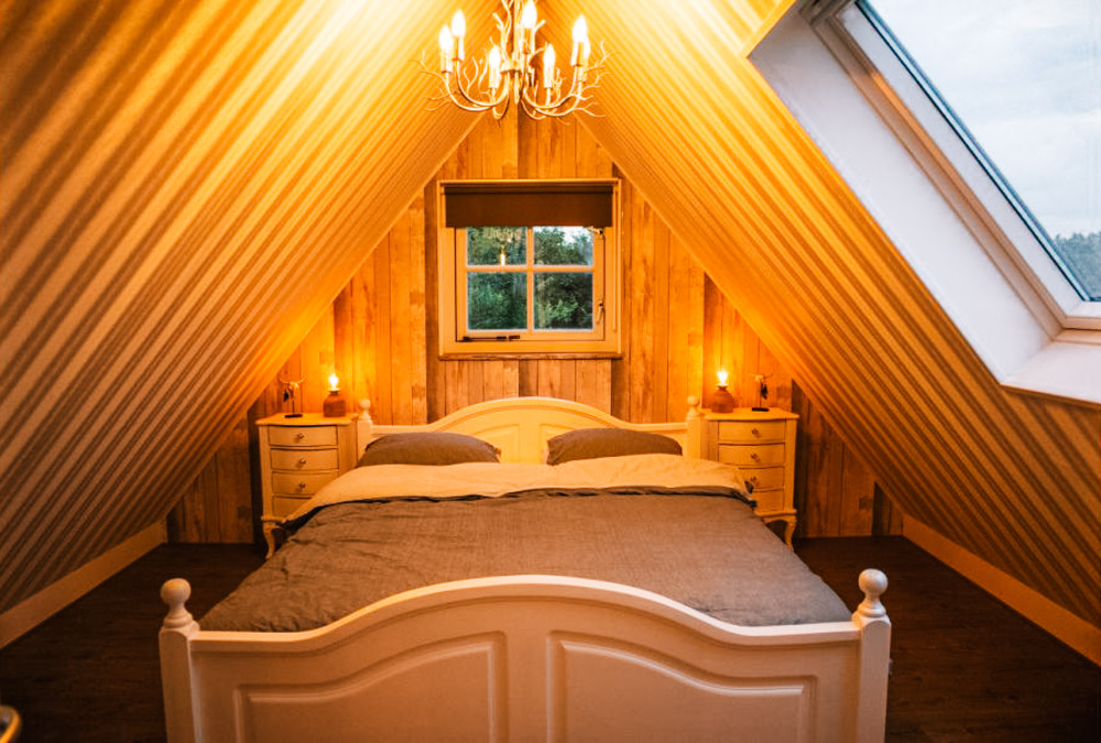 B&B Noord-Holland Callantsoog slaapkamer