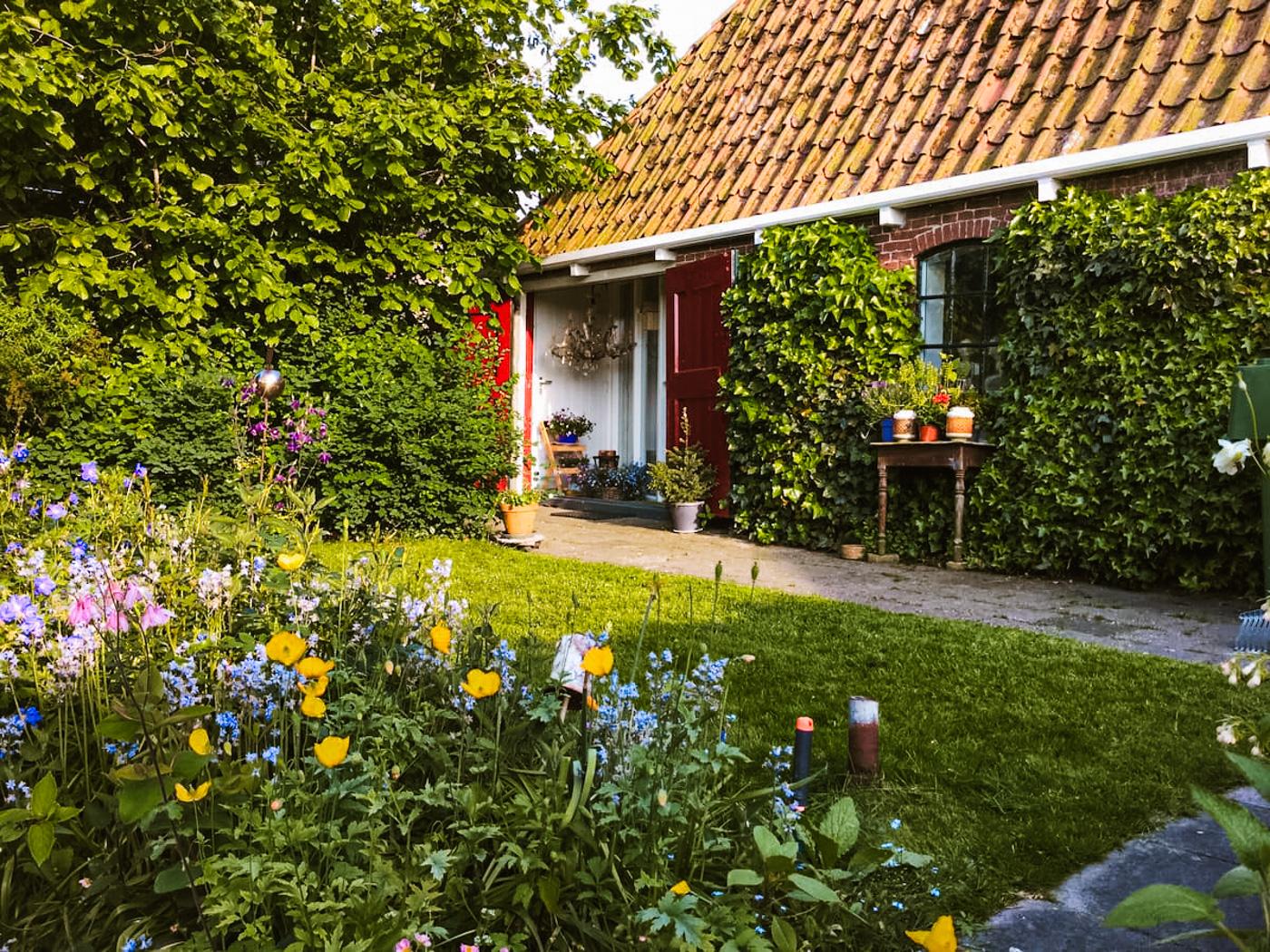 B&B friesland Het Zevende Leven