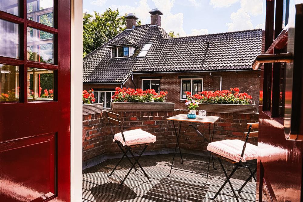 B&B in Drenthe villa emmen