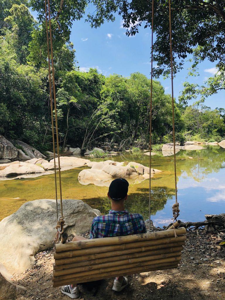 Ba Ho Waterfalls Nha Trang