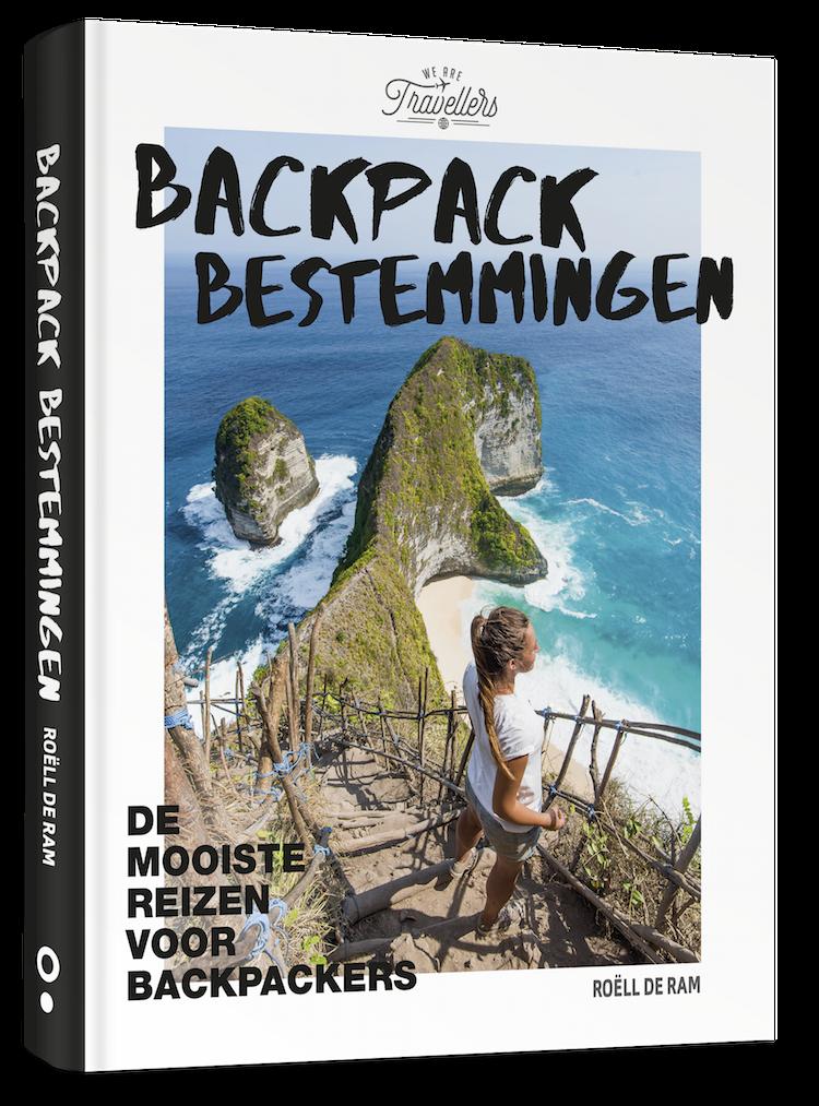 Leuke reisboeken top 10 backpack bestemmingen