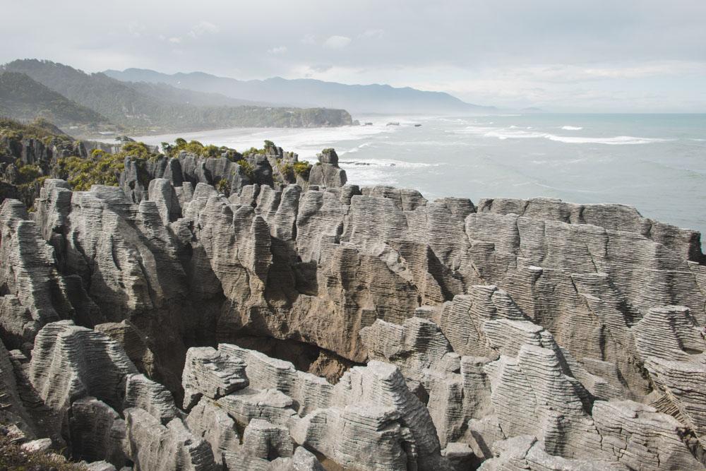 backpack route nieuw zeeland punakaiki
