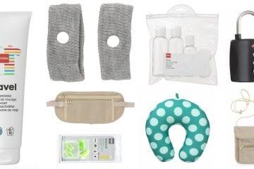 Backpack spullen van de Hema