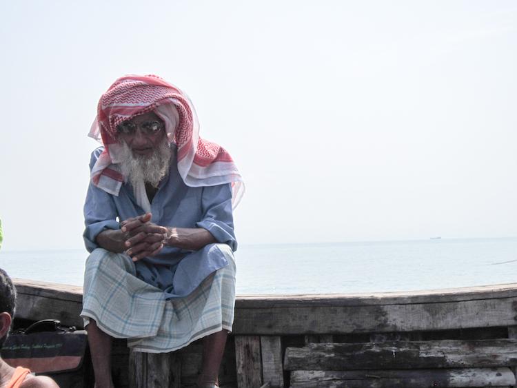 Backpacken Bangladesh visser
