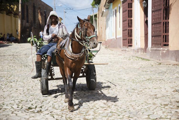 Backpacken Cuba onderweg