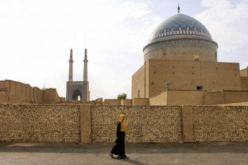 Backpacken Iran