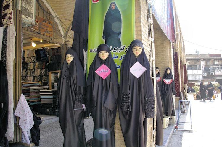 Backpacken Iran Kleding