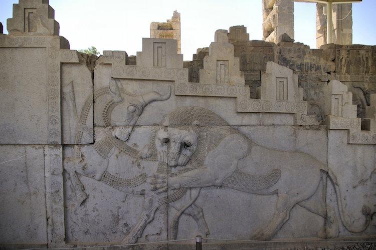 Backpacken Iran Shiraz 1