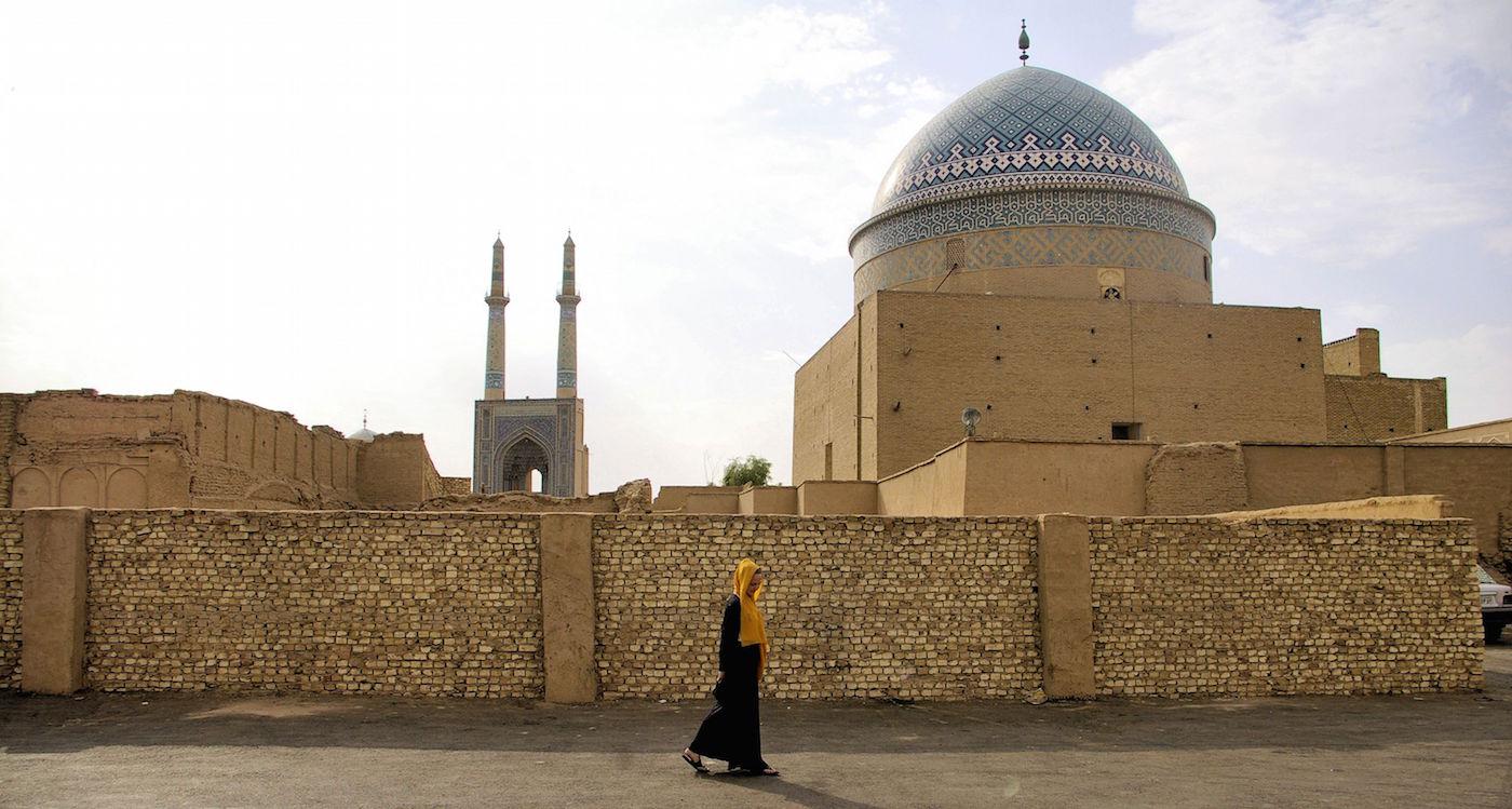 Backpacken Iran