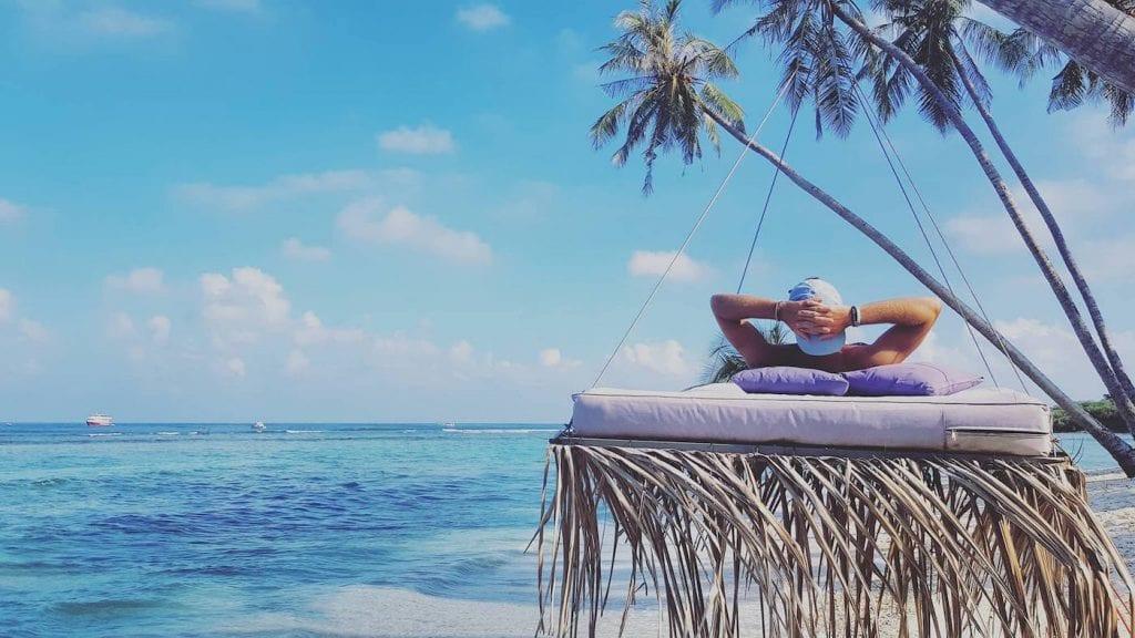 Backpacken Malediven
