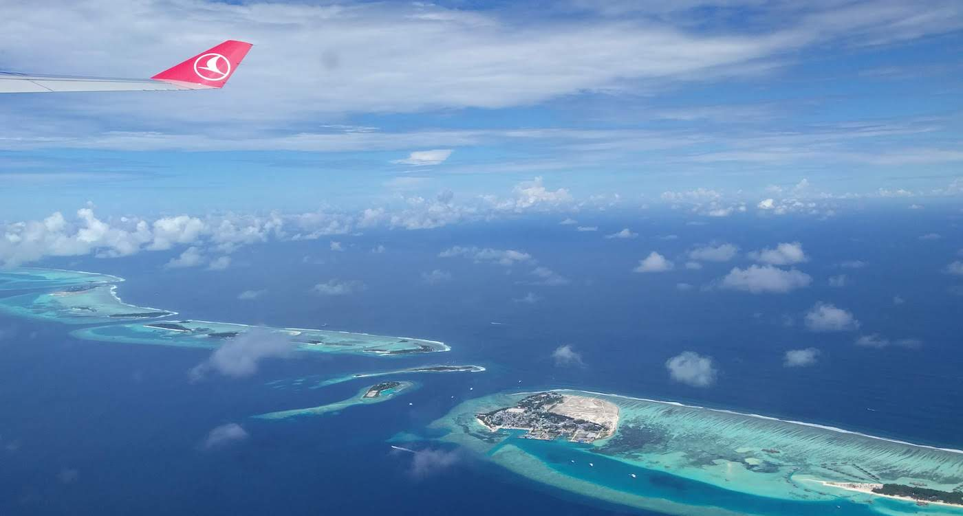 Backpacken Malediven Rashdoo