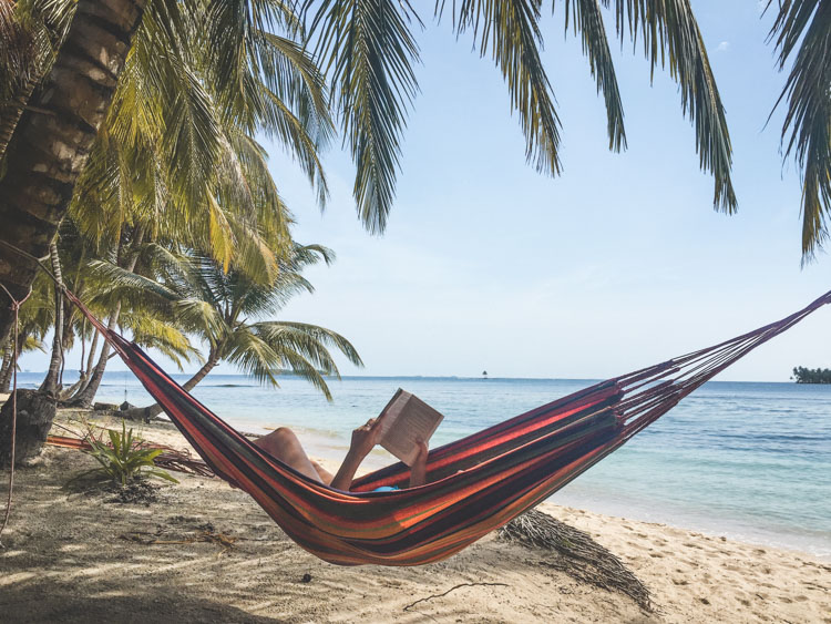 Backpacken Panama San Blas eilanden