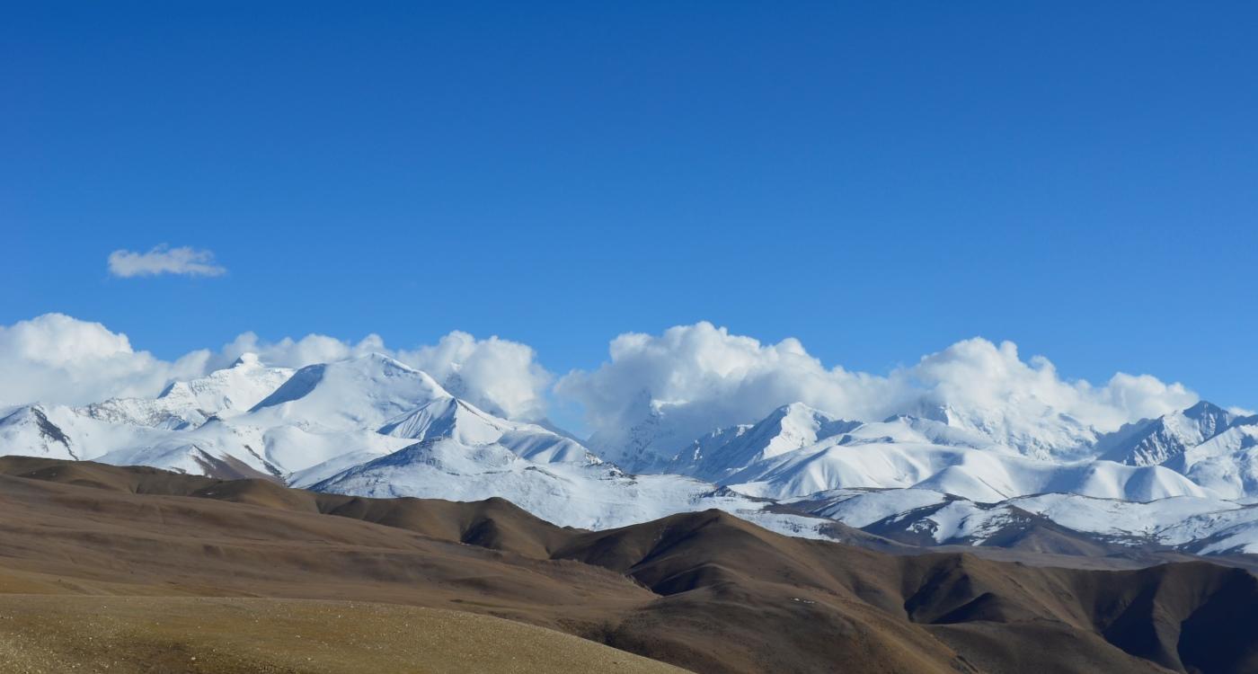 Backpacken Tibet tips