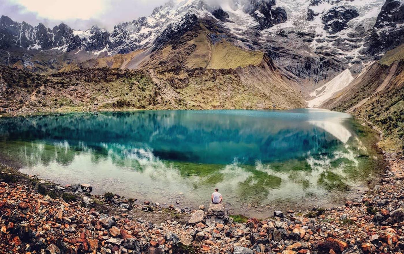 Backpacken Zuid-Amerika of Zuid-Oost Azie Humantay Peru