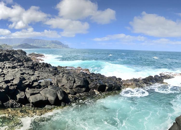 Backpacken in Hawaii zee