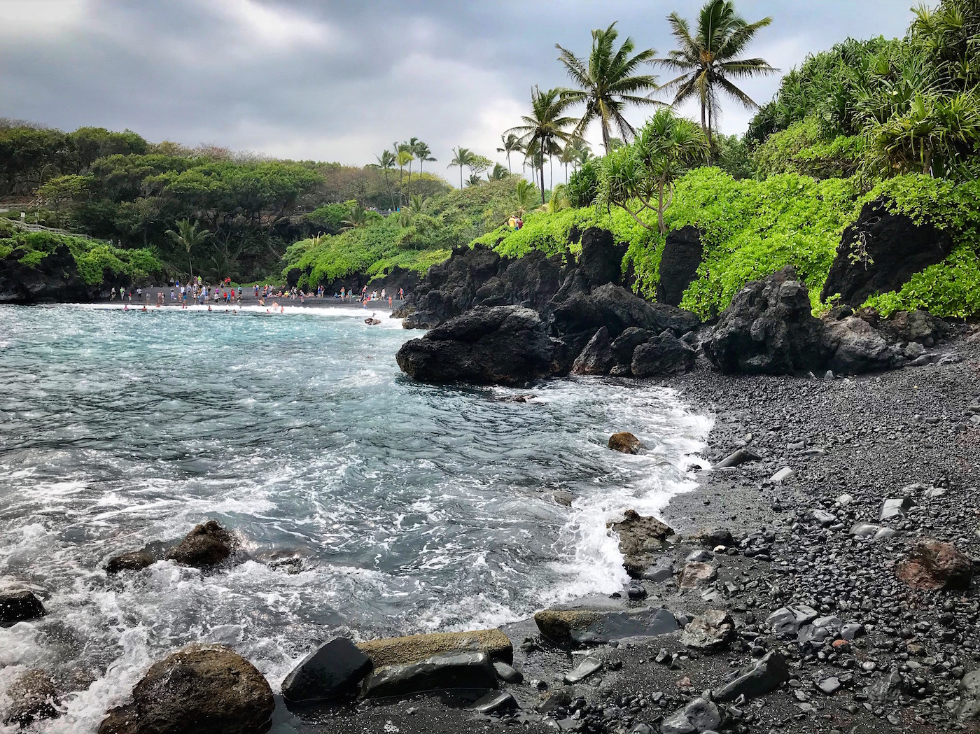 Backpacken in Hawaii
