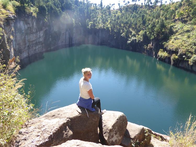 Backpacken in Madagascar meer