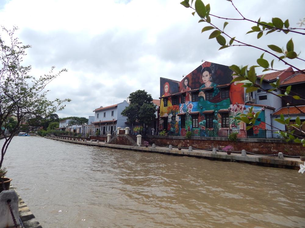 Backpacken maleisie route 3 weken Penang georgetown