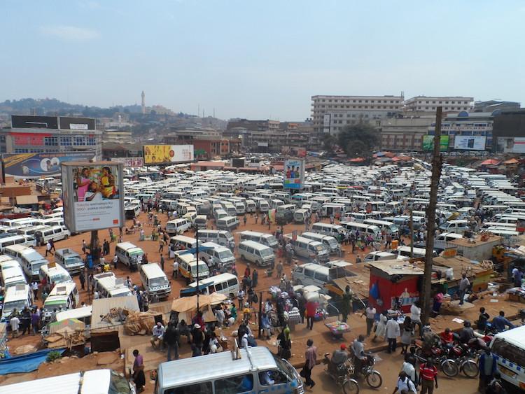 BackpackenOeganda hoofdstad