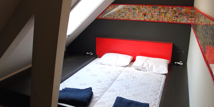 Backstay Hostel gent