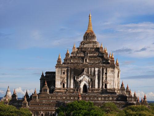 Bagan myanmar tempel