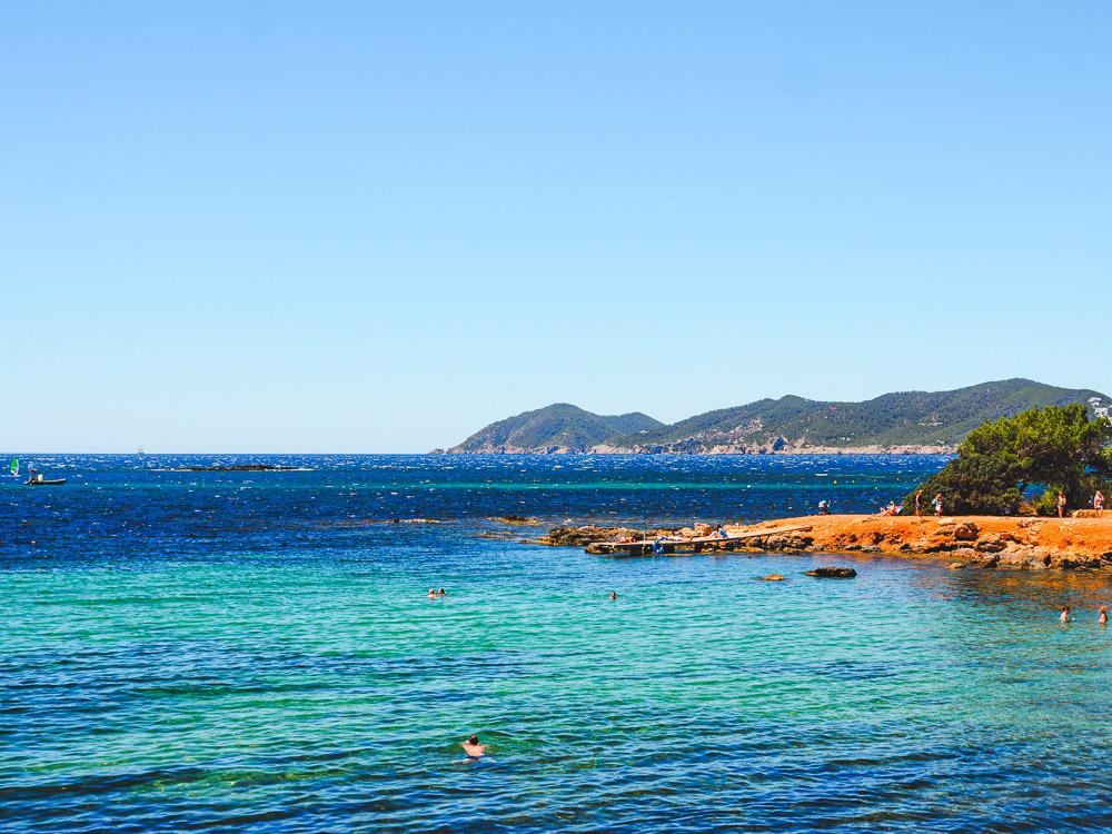 Balearen eilanden spanje ibiza